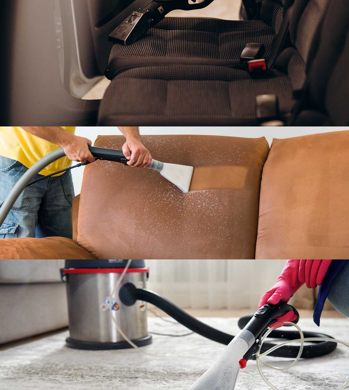 car carpet upholstery cleaning service